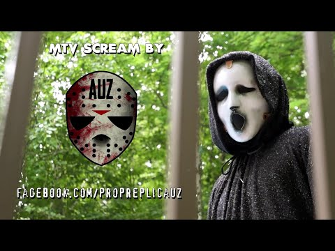 Stab 7  MTV Scream Mask Camera Test