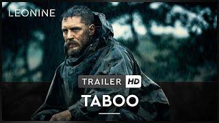 TABOO | Offizieller Trailer | Serie | Deutsch