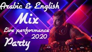 Mix Arabic English Summer 2020 Mashup by Dj Bambinos ميكس عربي اجنبي ريمكسات