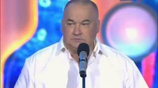 Игорь Маменко - страшное  похмелье