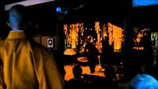 2011長野・長谷寺『東日本大震災犠牲者百ケ日慰霊法要』