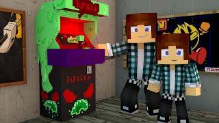Minecraft: VIDEO GAME COM MEU FILHO !! (Esconde-Esconde)