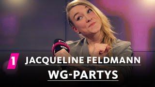 Jacqueline Feldmann: WG-Partys