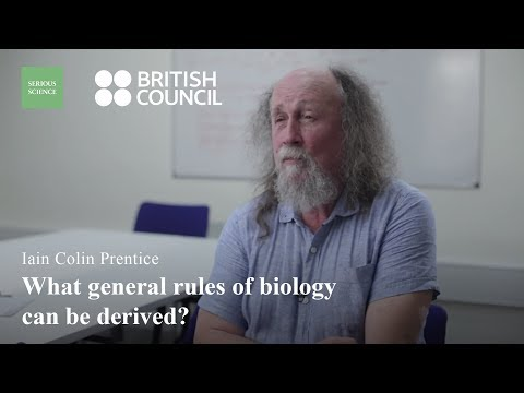 Evolutionary Optimality and Plants — Ian Colin Prentice
