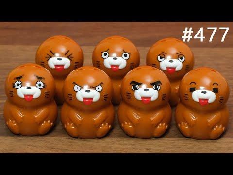 モグラたたきゲームは、たこ焼きっぽい / Whac-A-Mole Game. Japanese toy. Cook Takoyaki.