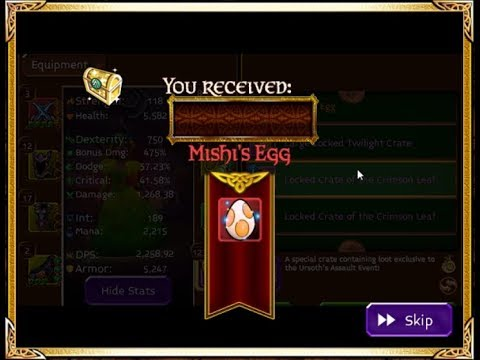 How To Slot Eggs In Arcane Legends