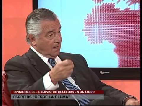 Entrevista al exministro de EyF Dr. Ignacio de Posadas.