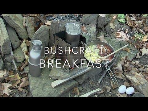 Bushcraft, Breakfast And Encouragement
