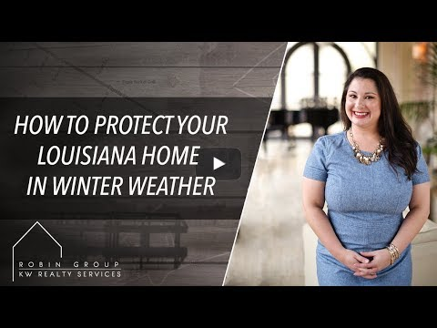 Tiffani Robin Group: How To Protect Your Louisiana Home In Winter Weather