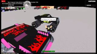 Punk Racing Roblox monster truck Team Preview