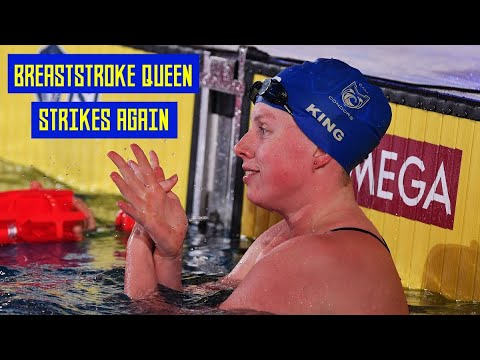 Lilly King Wins Women's 100m Breaststroke | Day 2 | ISL Naples |