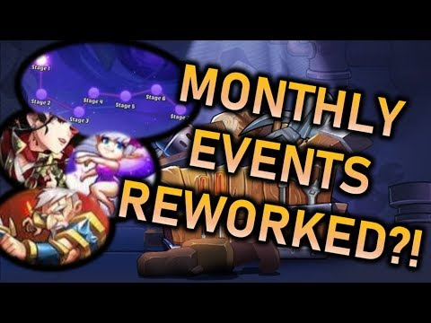 IDLE HEROES: The Monthly Events Rework Has Been Leaked!!!