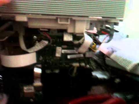 Ремонт принтера Samsung 3405W.