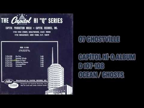 Capitol Hi-Q album D 107-108 Ocean / Ghosts.