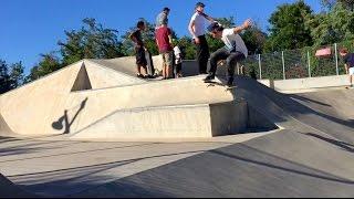 Awesome New York City Skate Park!