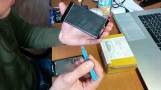 Замена стекла Sony Xperia ZR - Touch Screen 2