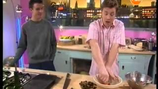 Джейми Оливер - 104 - Большой пакет с обедом (Great Packed Lunches)