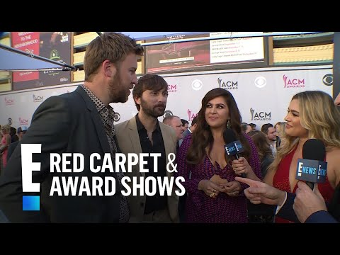 Lady Antebellum Have Been Together for 10 Years | E! Live from the Red Carpet