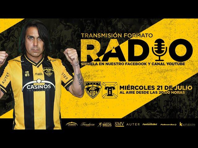 Fernández Vial vs Deportes Temuco   Fecha 12, Torneo Ascenso 2021
