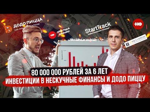 Валерий Золотухин —80 млн рублей за 6 лет, инвестиции в Додо Пицца и Нескучные Финансы
