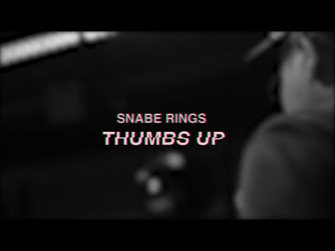 Snabe Rings - Thumbs Up (Official Video)