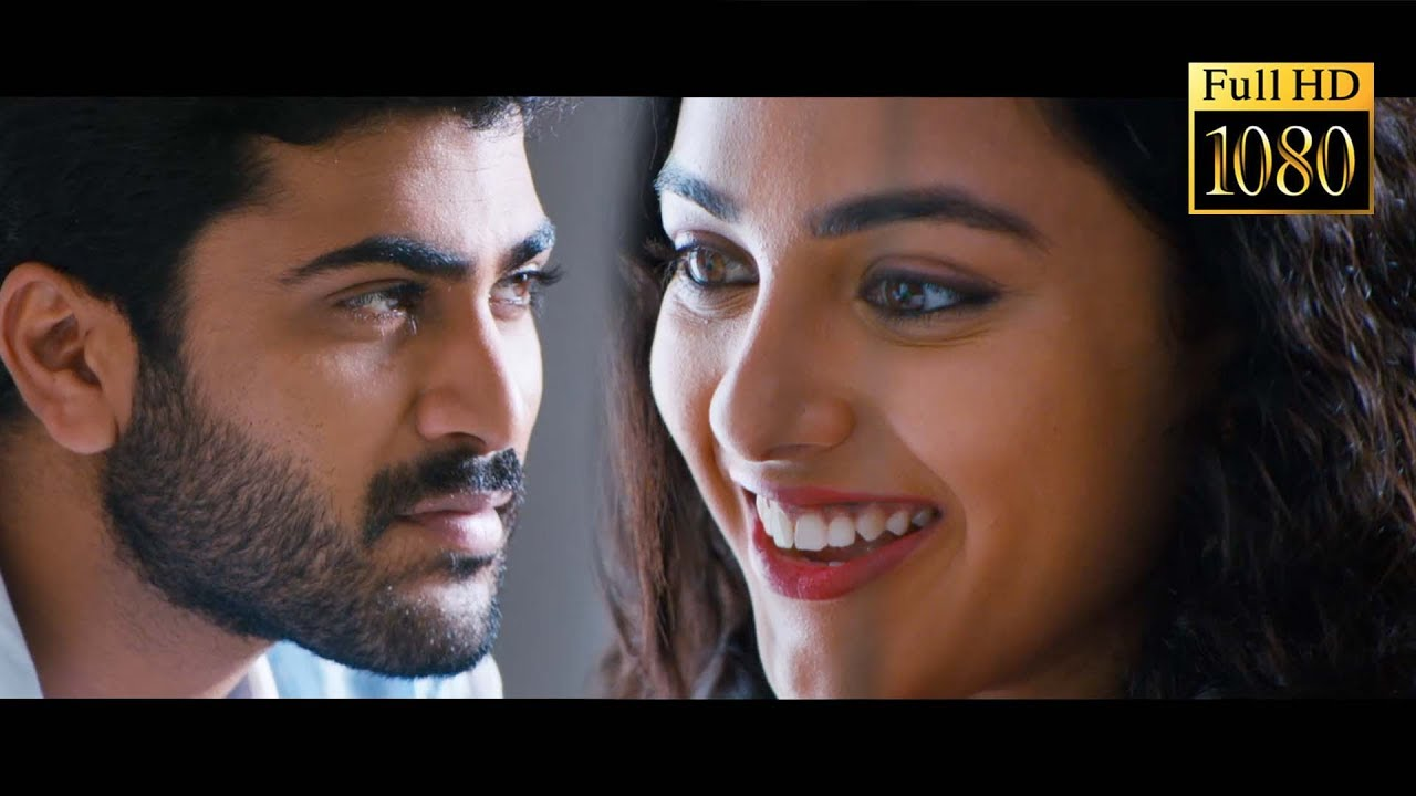 Nithya Menen and Sharwanand song | Nee Enna Pesuvaai | jk tamil movie song