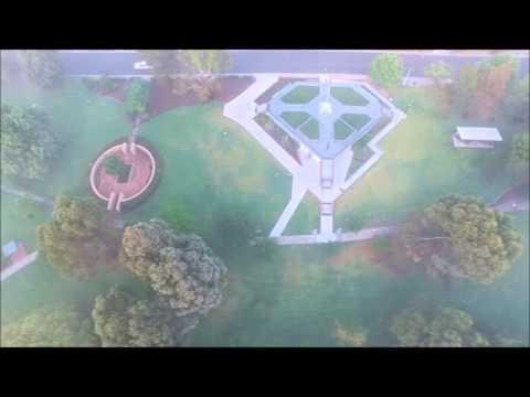 Sunrise over Bathurst NSW Australia filmed by Sky Eye UAV Solutions