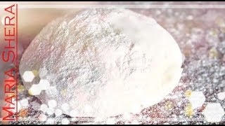 PIZZA DOUGH RECIPE- Pizza & Calzone- perfect pizza dough- how to make
