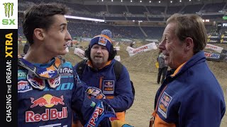 Marvin Musquin  Detroit Chasing the Dream - Xtra