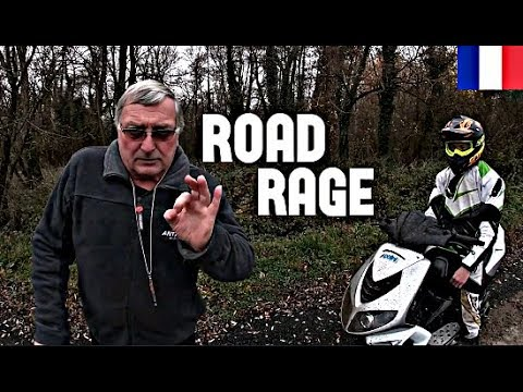 Best of PERSONNES EN COLÈRE vs MOTARD[francais]#60