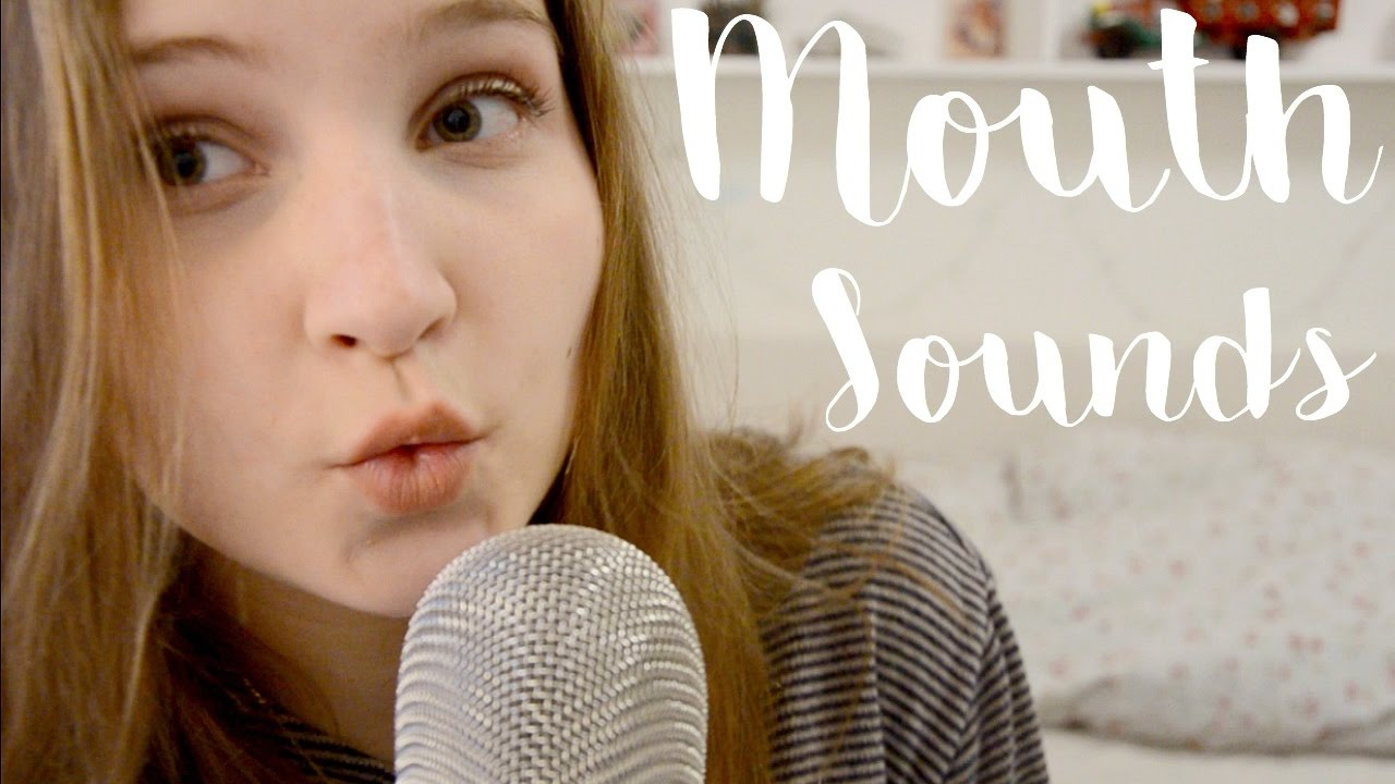 Asmr mouth sounds ear eating amp massage