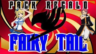 Pack Fairy Tail, pedido de Jack