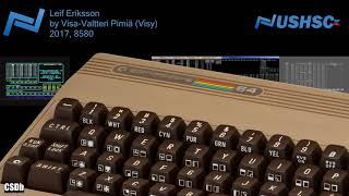 Download Leif Eriksson - Visa-Valtteri Pimiä (Visy) - (2017) - C64 chiptune MP3 song and Music Video