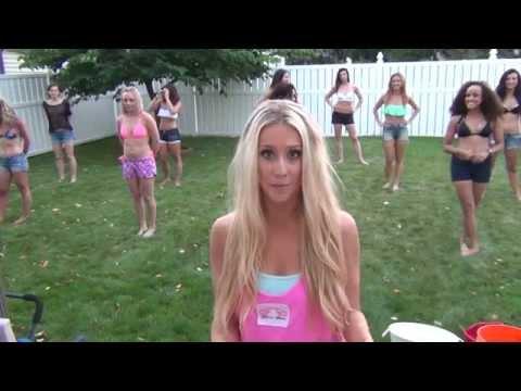 Femme Feroce ALS Ice Bucket Challenge