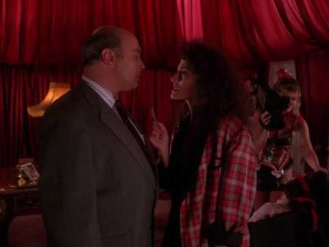 Twin Peaks - Audrey Horne held hostage at One Eyed Jack's | HD Blu-ray