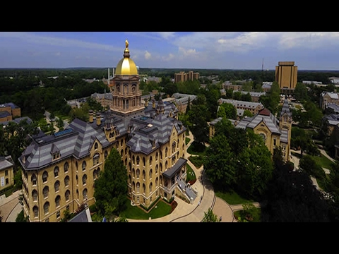 Short review of Notre Dame University
