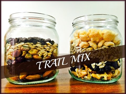 2 Easy Trail Mix Recipes That We Love To Have On Hand
