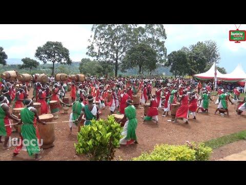 Festival du tambour:  Le célèbre groupe de Gishora remporte le premier prix