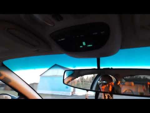 #Крайслер300м. Примерный расход топлива.