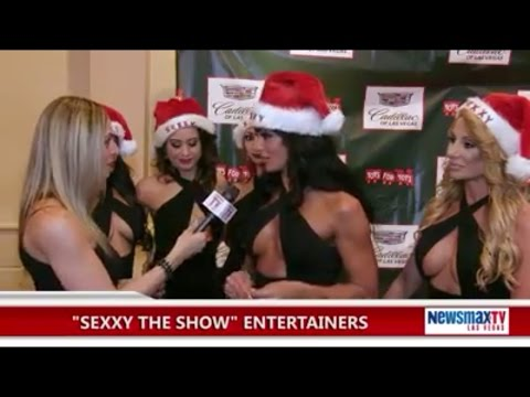 8th Annual Toys For Tots Charity Event for Newsmax TV Las Vegas