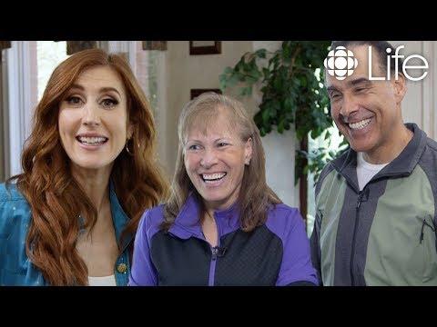 Jessi Cruickshank Takes a Body Break With Hal Johnson and Joanne McCleod   CBC Life