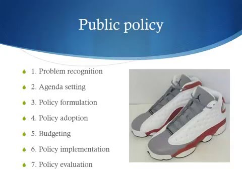 6.4 Steps of Public Policy AP Gov