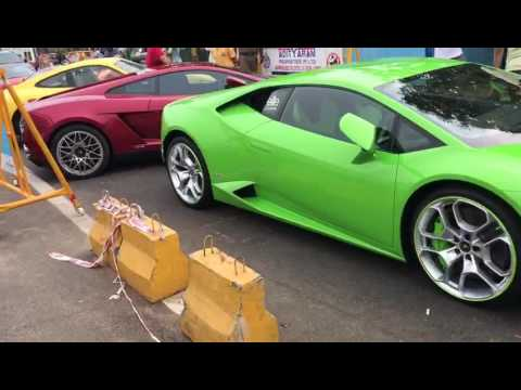 Police Catch Race Cars In Chennai Ecr Youtube