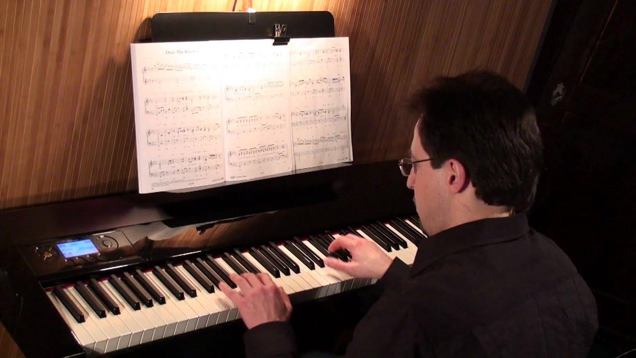 Somewhere over the rainbow jazz piano solo chords chordify hexwebz Gallery