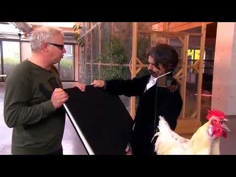 Koen Vanmechelen on Man bijt hond (National Television Belgian)