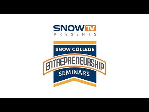 Snow College Entreperneurship Seminar: Dale H. Lewis 12-4-2013