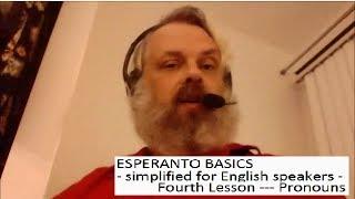 Esperanto Basics 4