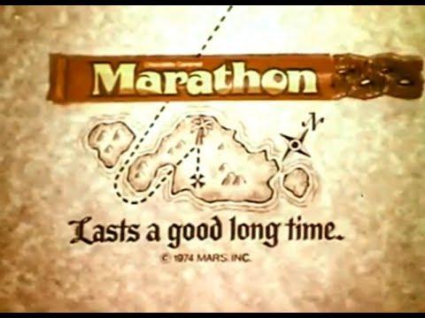 Marathon Candy Bar Commercial 1974