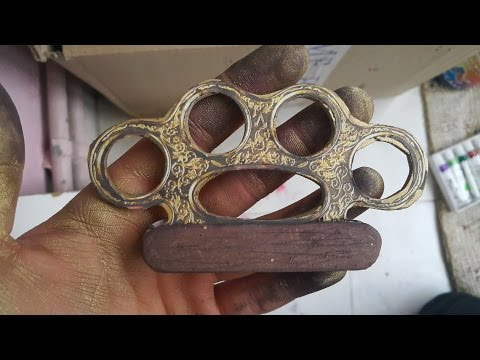 MUŞTA NASIL YAPILIR / Assassin's Creed Syndicate - Brass Knuckles