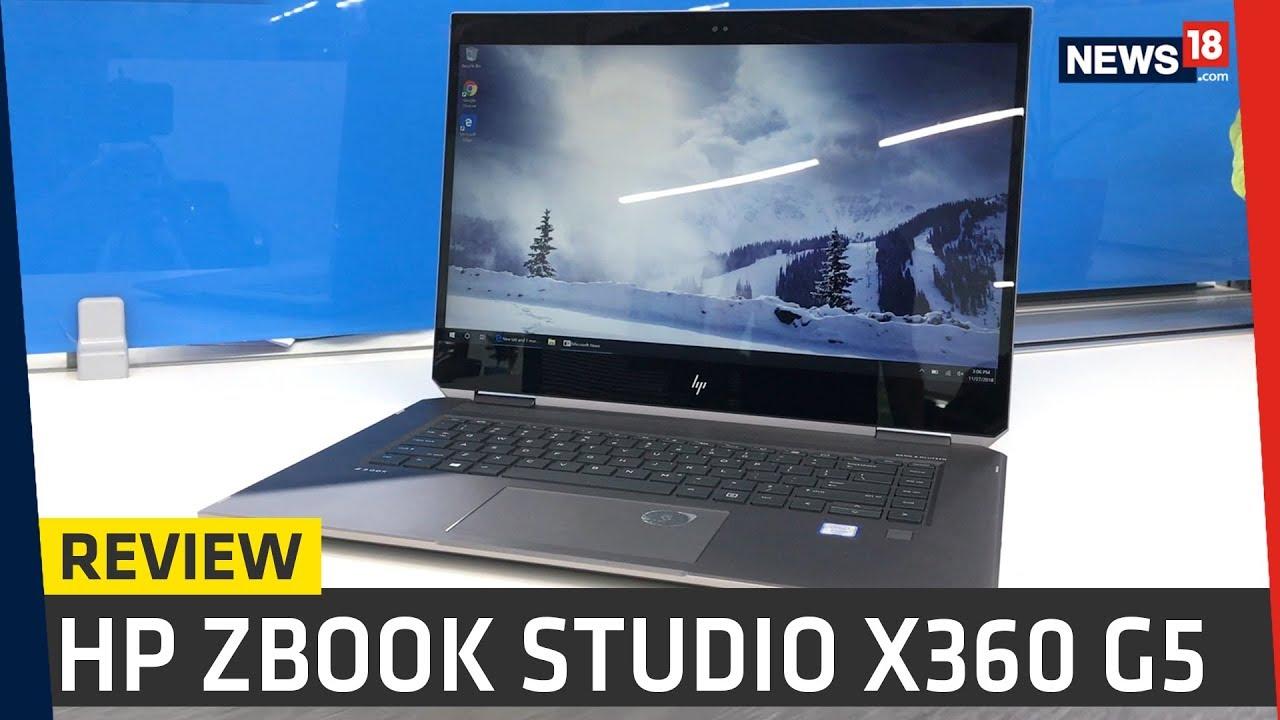 zbook studio g5 battery life